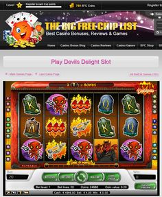 Devils delight free slots