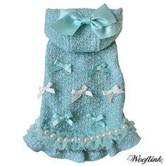 My Sweetest Winter Sweater Hoodie- Blue