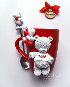 1 million+ Stunning Free Images to Use Anywhere Polymer Clay Christmas, Cute Polymer Clay, Polymer Clay Dolls, Polymer Clay Projects, Polymer Clay Charms, Polymer Clay Creations, Handmade Polymer Clay, Polymer Clay Jewelry, Clay Crafts