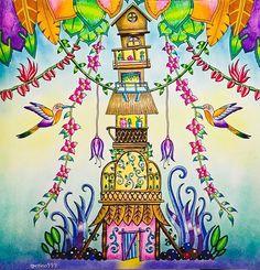 By  tpetina999 insta #coloring#coloriage#coloringbook#colouringbook#amocolorir#adultcoloring#editorasextante#florestaencantada#jardimsecreto#johannabasford#lapisdecor#livrodecolorir#oceanoperdido#staedtler#beautifulday#enchanted#secretgarden#著色#著色畫#著色本#coloring_masterpieces#jardimsecretofans#mystaedtler#magicaljungle
