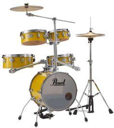 Cocktail Drum Kit, Pearl Drums, Vintage Drums, Drum Kits, Drummers, Instruments, Prince, Gucci, Fire