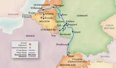 Rhine River Cruise & Mosel River | Belgium to Switzerland | Grand Circle Cruise Line