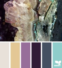 mineral palette