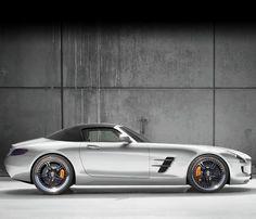 SLS Roadster Supersport GT/R