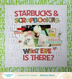 may have to scraplift - love it! - Elvis, lighthouses and Scrapbooking - what else is there?