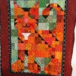 Janice Jenney: Cat or kitten baby  or lap quilt