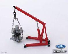Lego Engine hoist
