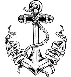 """""""If grace is an ocean, we're all sinking.""""  Need this incorporated to my anchored in christ/anchor tattoo!!!"""