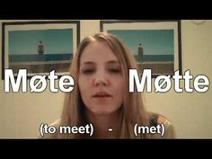 Norwegian Language: Long and Short Vowles