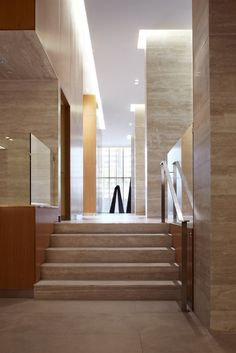 The Republic of Yonge & Eglinton   Munge Leung Like the brushed stainless Stl Bar Handrail