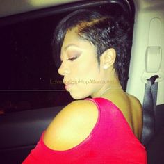 K.michelle Hairstyles 2014 hairstyle ideas on Pinterest   Sew Ins, Hair Weaves and Brazilian Hair