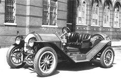 1912 Simplex Racing Car