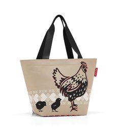 Reisenthel Shopper M Tote Bag, Country