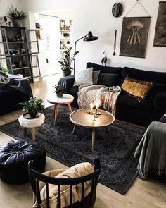 Boho Living Room, Living Room Decor, Bedroom Decor, Cozy Bedroom, Cozy Living, Living Room Inspiration, Home Decor Inspiration, Design Inspiration, Decor Ideas