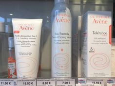 The French are legendary for their all-natural approach to beauty and using cult products generally found in local pharmacies. Beauty mavens, here are 11 of the best French pharmacy products to stock up on whilst you're in Paris. Korean Beauty Tips, Natural Beauty Tips, Beauty Ideas, Beauty Hacks, Eau Thermale Avene, French Pharmacy, French Beauty Secrets, Cucumber Beauty, French Skincare