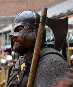 This image was taken at Jorvik Viking Festival