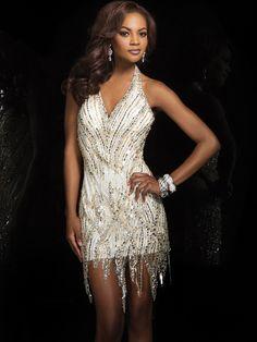 2014 Tony Bowls Short Dress - Ice Blue - at Peaches Boutique Studio 54 Fashion, Fancy Dress Accessories, Tony Bowls, Homecoming Dresses, Pageant Dresses, Bridal Gowns, Designer Dresses, Short Dresses, Mini Dresses