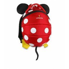 Mochila Animalitos Little Life Minnie - Marabico