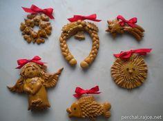 Salt Dough, Bakery, Ceramics, Cookies, Dyi, Desserts, Christmas, Food, Ceramica