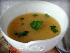 В този студен ден ни се хапва нещо топло, затова ви предлагаме тази рецепта за супа от карфиол.