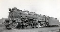 Mountains You Say? How About the PRR M1a, Pennsy's Best Steam Locomotive? : trains