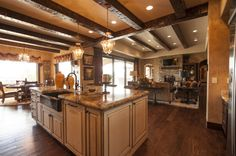Bella Vita Custom Homes | Colorado Custom Home Builder | Parade of Homes 2015 People's Choice award winner | (719) 499 - 2122 http://www.bvchomes.com/2015-parade-of-homes.html