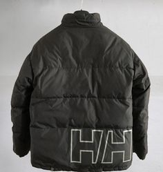 Helly Hansen jacket Reversible goose Down Puffer Jacket Size L FcZM8Up