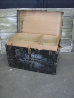 Vintage Luggage Trunk