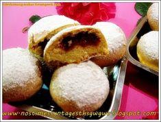 ΜΗΛΟΠΙΤΑΚΙΑ ΜΕ ΥΠΕΡΟΧΗ ΖΥΜΗ!!! - Νόστιμες συνταγές της Γωγώς! Snack Hacks, Truffles, Sweet Recipes, Biscuits, Muffin, Brunch, Food And Drink, Cooking Recipes, Sweets