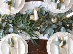 Casual Chic Green and White Christmas Tablescape christmas tablescapes , Casual Chic Green and White Christmas Tablescape Casual Chic Green and White Christmas Tablescape. Aussie Christmas, Australian Christmas, Christmas Candles, Green Christmas, Christmas 2019, Christmas Table Settings, Christmas Tree Themes, Christmas Tablescapes, Christmas Table Decorations