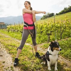 Dos and Don'ts for Running With Your Dog | CookingLight.com