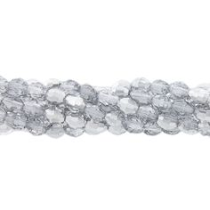 Chinese Crystal Barrel Bead Strand, Crystal Silver Cal, 4x6mm Presidents Day Sale, Coupon Codes, Barrel, Beading, Chinese, Crystals, Silver, Beads, Barrel Roll