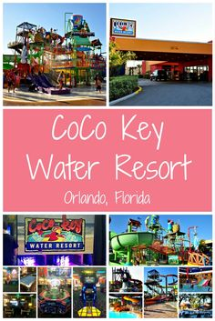 Coco Key Water Resort is a family-friendly offering in the heart of Orlando (I-Drive) with stellar water falls, activities, arcade, and on-site dining. The rooms are clean, affordable, and in the perfect location.