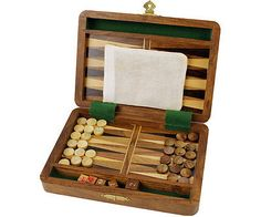 #Backgammon wooden game #traditional pieces set board #classic adults childs,  View more on the LINK: http://www.zeppy.io/product/gb/2/201698277621/