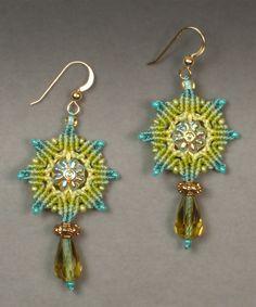 """by Joan Babcock Designs   """"Star Mandala"""""""