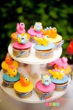 Kara's Party Ideas Pink Dinosaur Girl 5th Birthday Party Planning Cake Decoration Ideas