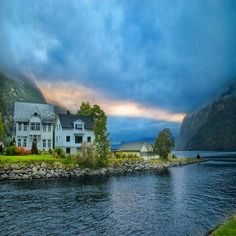 Hellesylt, Norway