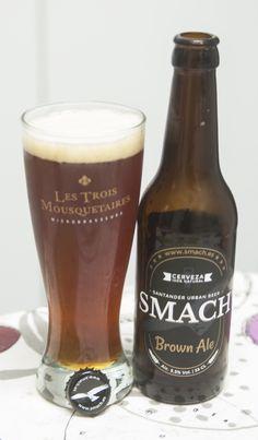 Smach Brown Ale. Brown Ale. 5.5º