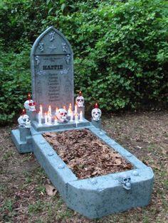 Happie tombstone