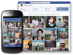 Facebook testing automatic photo uploads via Android app