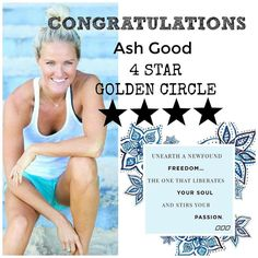 It is with a bursting heart of love and excitement that I get to pour love and celebrate an extraordinarily good friend  biz partner  boss babe of mine who has just reached a new biz and income milestone in her business.  @ashgoodbeing - 4 STAR looks good on you gorgeous ;) It was only a matter of time until you exploded in to this new achievement as you work so damn hard every single day and always lead with the BIGGEST heart of service of anyone I know. It never has been nor will ever be…