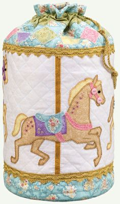 Baby Sewing, Diaper Bag, Bucket Bags, Year 7, Textiles, Carousels, Carnivals, Quilts, Engagement