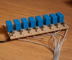 Make an Arduino Christmas light controller. www.instructables.com