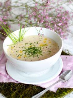 Die beste Spargelcremesuppe der Welt aus dem Alten land   The world's best asparagus cream soup