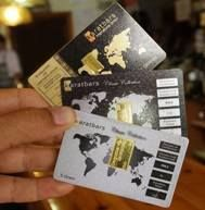 Do you want to safeguard your assets? I am with these! 1 gram, 2.5 gram and 5 gram Karatbars 999.9% pure highest grade 24k GOLD! Safely protected within a durable card format...this is REAL MONEY GOLD! in your hand. http://karatgroupsite.com/goldndart.html