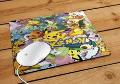 All Pokemon Mousepad | Aneend