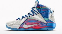 best service 531c2 27ee7 Nike LeBron 12 23 Chromosomes Option Coming to NikeiD If you re not a fan  of the general release version of the LeBron 12 23 Chromosomes.