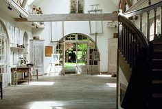 decordemon: Fabulous rustic retreat in the French countryside