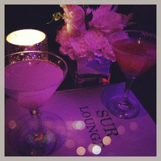 Sur Lounge in West Hollywood, CA