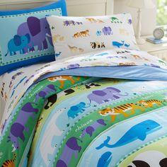 Inhabit Bedding seven seas pirates 4 in 1 junior bedding bundle duvet covers set